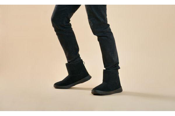 Кращий крок назустріч теплу - Зимове чоловіче взуття від виробника Олдком