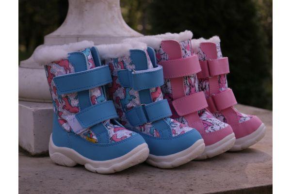 Яке взуття вибрати для дитини на зиму?
