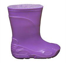 Дитячі гумові чоботи VIVID фіолетові