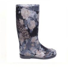 Гумові чоботи Гепард з квітами