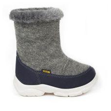 Дитячі зимові чоботи TOY, сірі