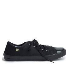 Кеди CLASSIC Чорні на чорній підошві