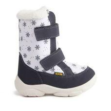 Дитячі зимові чоботи ALASKA білі
