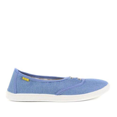 Сліпони SARAH Denim блакитний джинс