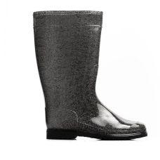 Гумові чоботи Rainy Venice сріблястий