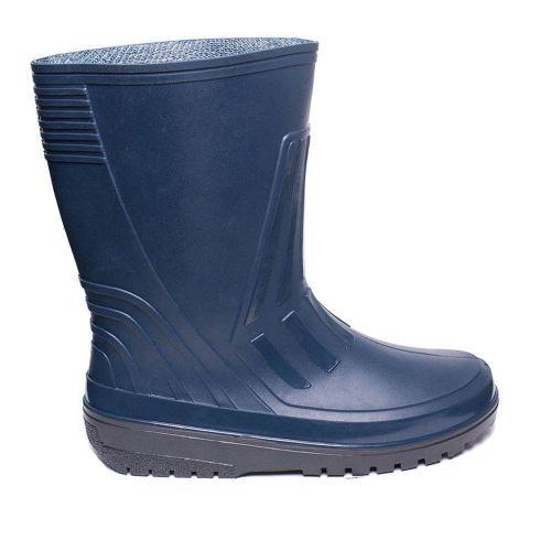 Гумові чоботи сині для підлітків