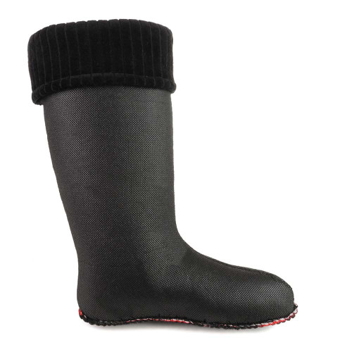 Утеплювач Clasic чорний для жіночих чобіт
