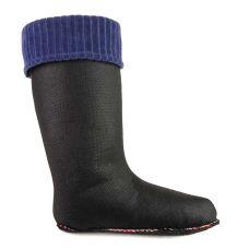 Утеплювач Clasic синій для жіночих чобіт