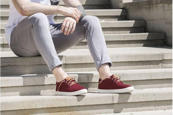 Кеди чоловічі від Oldcom - взуття, в якому зручно провести весь день на ногах